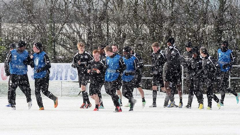 Trainingstipps Dem Winter Trotzen