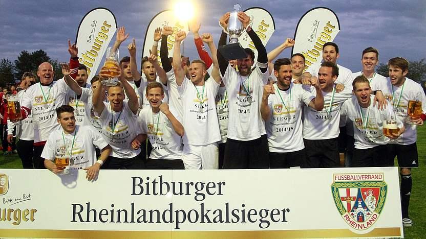 Dfb Pokal 201516 Nur Ein Platz Noch Offen