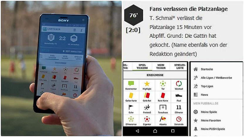 Fussball De App Die Wichtigsten Funktionen
