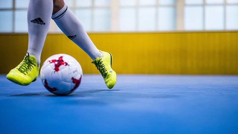 Themenwoche Futsal Regeln Tipps Dfb Team