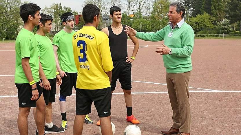 Fussballde Die Heimat Des Amateurfußballs