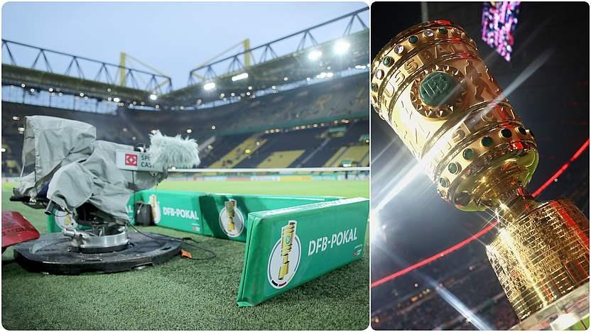 Wo Fans Den Dfb Pokal Verfolgen Konnen