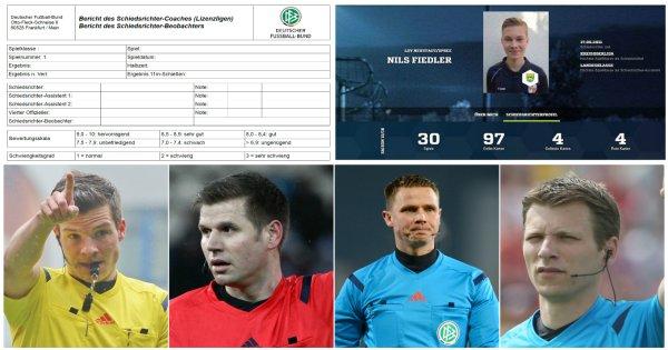 Vom Neuling zum Bundesliga-Schiri: So geht's! - 1