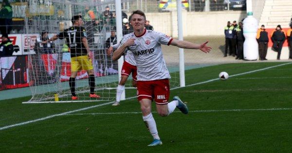 3:0 gegen Aachen! RWE siegt vor 13.000 Fans