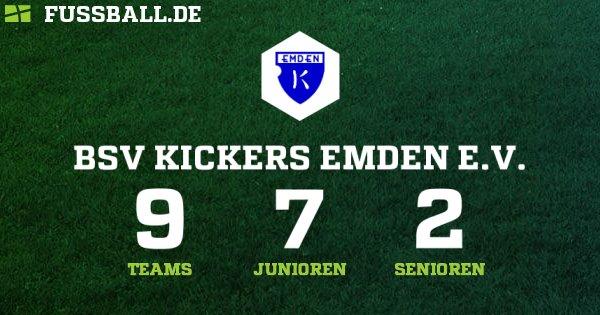 Bsv Kickers Emden E V