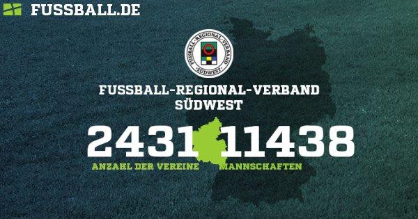 Fussball Regional Verband Sudwest
