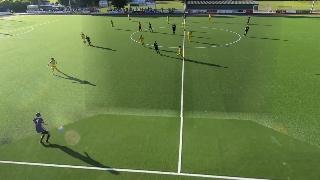 "TSG Pfeddersheim gegen FC ""Blau-Weiß"" Karbach"