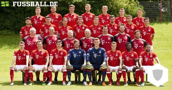 Fc Bayern Munchen Ii Herren