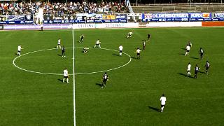 FC Bayern Alzenau gegen SV  07 Elversberg